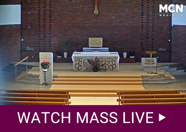 Watch Mass Live