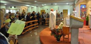 Thursday Meditation @ Blesses Scarament Chapel, Mount Merrion Church | Mount Merrion | County Dublin | Ireland