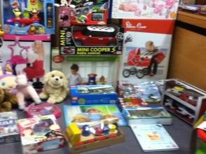 Kilmacud Parish, Stillorgan, Toy Appeal