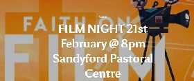 Sandyford Parish Film Night, PAUL, APOSTLE OF CHRIST @ Sandyford Parish Hall | Dublin | County Dublin | Ireland