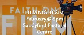 Sandyford Parish Film Night, PAUL, APOSTLE OF CHRIST @ Sandyford Parish Hall | Dublin | County Dublin | Ireland